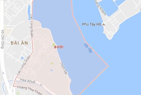 hút bể phốt tại phường bưởi tây hồ