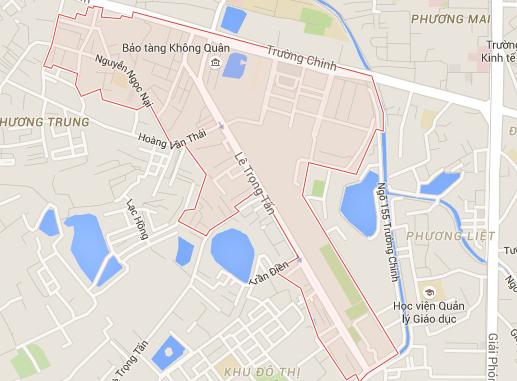 hút bể phốt tại phường khương mai