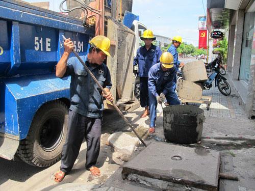 thông tắc vệ sinh tại nguyễn thượng hiền hà đông